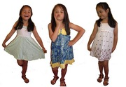 GIRLS DRESSES,  BABY CLOTHES WHOLESALE (For 1 to 5 Years Old)