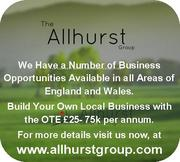 Business Opportunity to Earn £25 - £75K per year.
