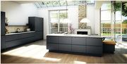 Stay Modern and Elegant with Handleless Kitchens