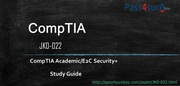 Pass4sure JK0-022 CompTIA Questions and Answers