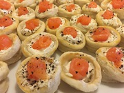 Party buffet catering service in Bath and Chippenham