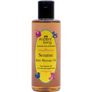 Sesame Baby Massage Oil 200ml