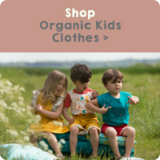 Why organic clothes are better for children with eczema | Tilly & Jasp