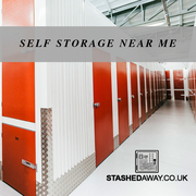 Choose Best Self Storage Near Me? Visit at Stashed Away!
