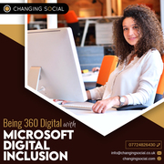 Build an Accessible Workplace with Microsoft Digital Inclusion